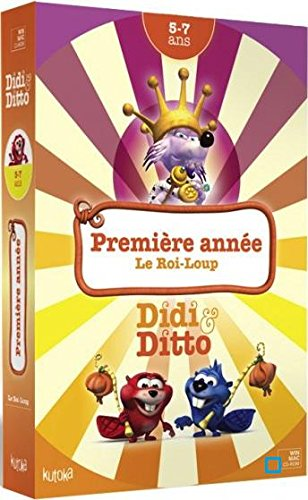 Didi & Ditto Première Année - Le Roi Loup (vf - French software)