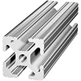 "80/20 Inc., 1010, 10 Series, 1"" x 1"" T-Slotted Extrusion x 72"""