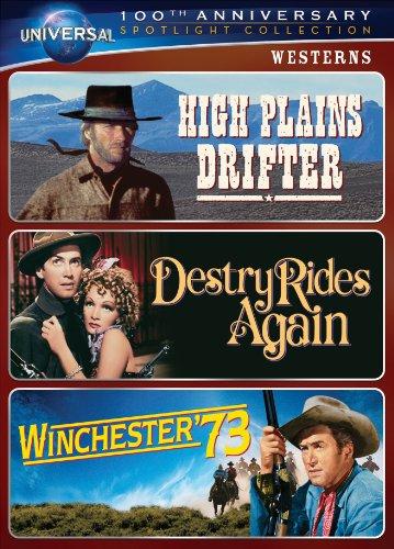 high plains drifter cast and crew
