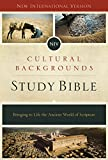 img - for NIV, Cultural Backgrounds Study Bible, Hardcover, Red Letter Edition: Bringing to Life the Ancient World of Scripture book / textbook / text book