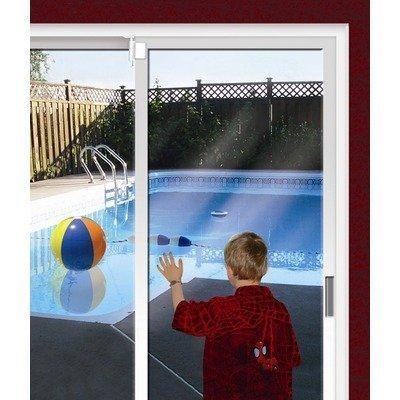 Cardinal Gates Patio Door Guardian, White front-823764