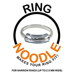 RING NOODLE 9 pack (narrow) - Ring Size Reducer, Ring Guard, Ring Size Adjuster