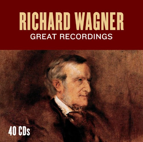 Richard Wagner - Great Recordings (Wagner Great Operas compare prices)