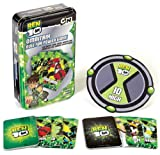 Ben 10 Omnitrix Duel For Power Card Game in Tin