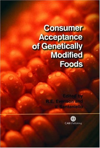 Consumer Acceptance Of Genetically Modified Foods (Cabi)