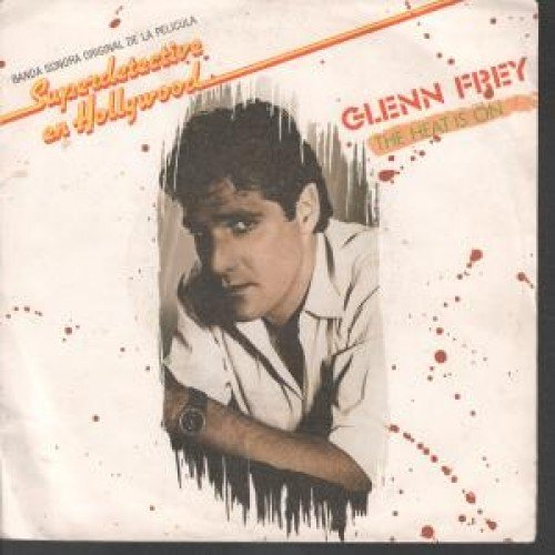 GLENN FREY - The Heat Is On (VLS) - Zortam Music