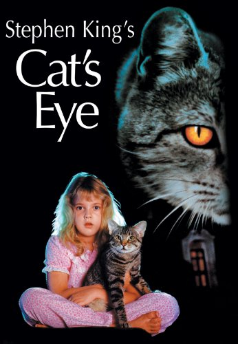 Amazon Com Stephen King S Cat S Eye Drew Barrymore