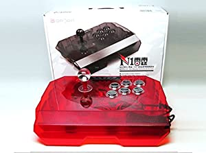 Qanba N1 Red Ps3 & Pc Joystick (Fightstick)