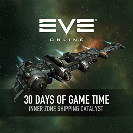 30-day Time Card with Exclusive Ship: EVE Online [Game Connect]
