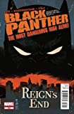 img - for Black Panther the Most Dangerous Man Alive #529