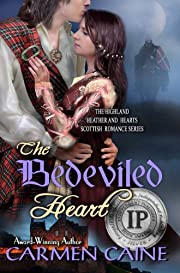 The Bedeviled Heart (The Highland Heather and Hearts Scottish Romance Series: Hearts Book Two)