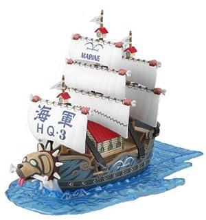 ワンピース 偉大なる船 (グランドシップ) コレクション ガープの軍艦 (From TV animation ONE PIECE)
