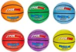 SportimeMax Basketballs - Mens Size, 29 1 2 inch- Set of 6 Colors by Sportime