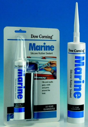 Dow Corning 78g Marine Silicone Sealant - Clear