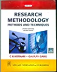 Research Methodology: Methods and Tec...