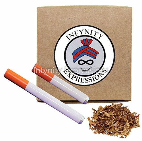 COMBO PACK - Dual Length Reusable Cigarette Holder - Smoke Accessory - 2