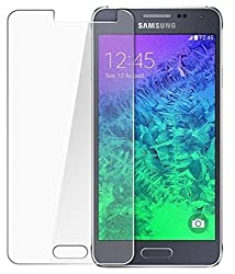 Ascari Ultra Thin 2.5D Screen Protector Premium Tempered Glass Mobile phone For Samsung Galaxy E5