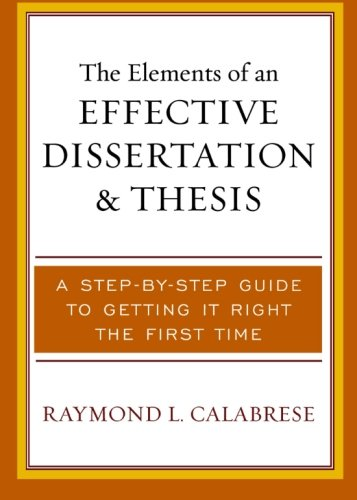 electronic theses and dissertations canada