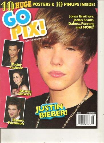 Justin Bieber 17 Magazine. Go Pix Magazine (10 HUge