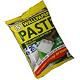 Wallpaper Paste, 12 Pint Pack, New Super Strong Formula