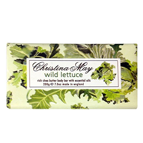 Wild Lettuce Bar Soap 200g soap by Christina May - 1