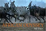 img - for African Odyssey: 365 Days by Shah, Anup, Shah, Manoj (2007) Hardcover book / textbook / text book