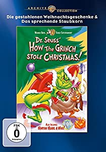 WARNER HOME VIDEO How The Grinch Stole Christmas [DVD]