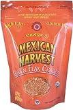 519kSXeK2jL. SL160  Foods Alive Mexican Harvest Flax Crackers 4 oz. bag