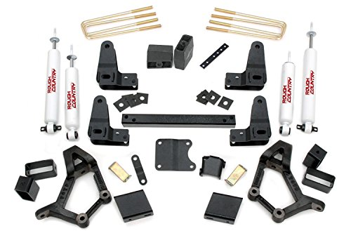 Rough Country - 733.20 - 4-5-inch Suspension Lift Kit w/ Premium N2.0 Shocks (88 Toyota 4runner Lift Kit compare prices)