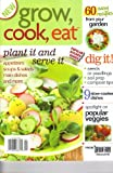 img - for Grow, Cook, Eat Volume 5 (Popular Kitchen Series) book / textbook / text book