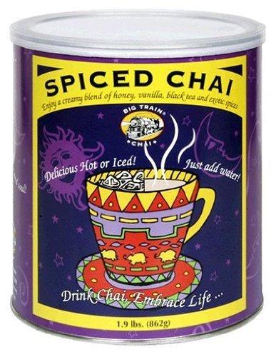 Big Train Spiced Chai, 1.9 Pound By Big Train [Foods]