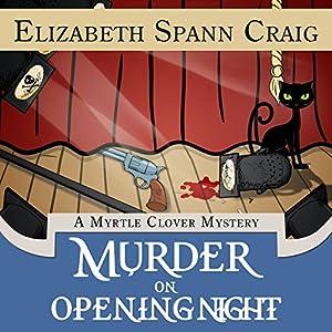 Murder on Opening Night Hörbuch