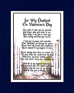 valentines day poems for husband