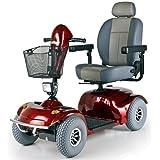 Golden Technologies Avenger 4 Wheel Scooter - Avenger - 4 Wheel Red - GA541