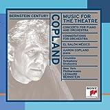 Copland Music for the Theatre / Concerto for Piano & Orch