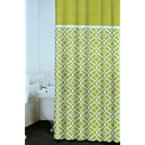 Waverly Lovely Lattice Shower Curtain