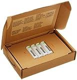 AmazonBasics HR-3UTG-AMZN 4er Blister