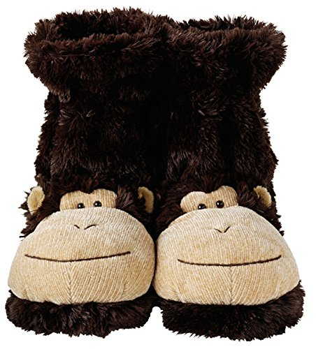 Monkey Slippers Socks