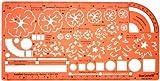 1:50 und 1:100 Schablone Zeichenschablone Gartenplanung Gartengestaltung Gartendesigns Architekt Garten