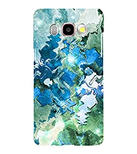 ARTICTIC CANVAS PAINTED DESIGN PATTERN 3D Hard Polycarbonate Designer Back Case Cover for Samsung Galaxy J7 (2016) :: Samsung Galaxy J710F :: Samsung Galaxy J7 (2016) Duos with dual-SIM card slots
