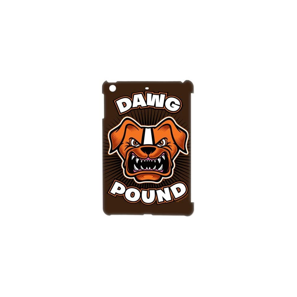 DDS Supplier Official Licensed Fashion cool NFL Cleveland Browns printed pattern for Apple ipad mini soccer new season Snap on Hard Case slim 3D durable cover creative gift ultrathin dirtproof shock proof Premium Quality Limited Edition by Distinctive Desi