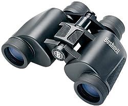 Bushnell Powerview 13-7307 Porro 7x35 Bk-7 Prism Binoculars (Black)