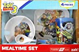 Zak Designs Toy Story 3 4-piece Mealtime Set