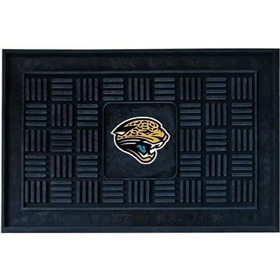 Fanmats Jacksonville Jaguars Medallion Door Mat