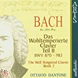 Bach: The Well-Tempered Clavier, Book 2 (Das Wohltemperierte Clavier Teil II) /Dantone