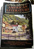 Concise Anthology of American Literature (0023795611) by McMichael, George