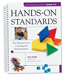 Learning Resources Hands-On Standards (Grades 3-4 Book)