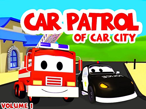 Car Patrol of Car City - Season 1