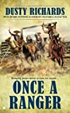img - for Once a Ranger (A Chaparral Western) book / textbook / text book