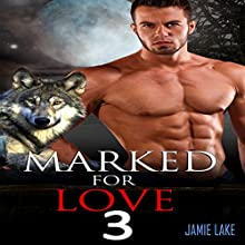 Marked for Love, Book 3 Audiobook by Jamie Lake Narrated by James Talbot
